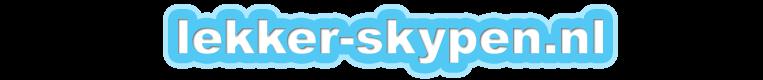 lekker_skypen_logo